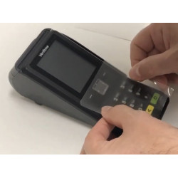 Protection clavier Verifone V200 par 10