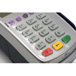 Protection clavier Verifone VX520 par 10