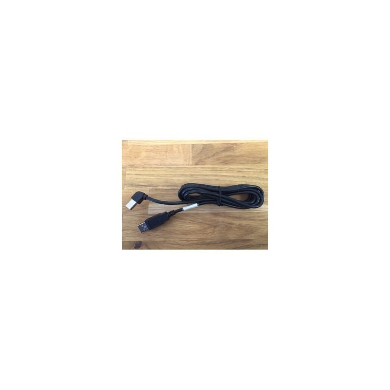 Cordon de liaison caisse USB Coudé