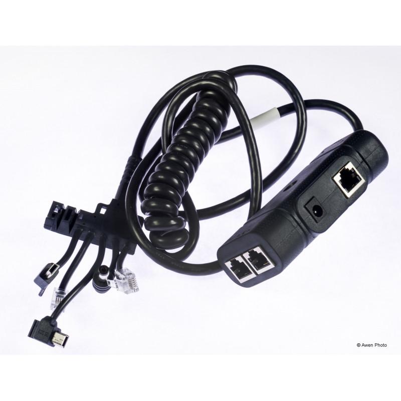Câble noix de connexion LS2 Desk