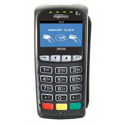 PinPad Ingenico iPP315 Sans Contact Tetra Desk 5000